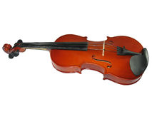 Musical classic violin isolated Royalty Free Stock Photo