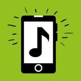 Musical concept design Stock Photo