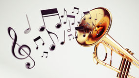 Musical Concept Stock Image
