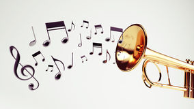 Musical Concept Royalty Free Stock Photo