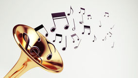 Musical Concept Stock Photography