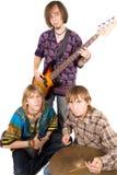 musical de bande photos stock