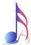 Musical Design Stock Photo