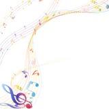 Musical Design Stock Photos