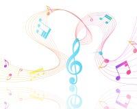 Musical Design Royalty Free Stock Image