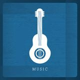 Musical design Stock Photo