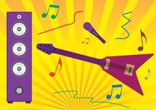 Musical entertainment Stock Photos