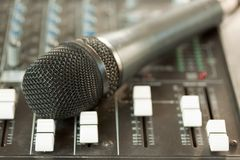 Musical Equipment Royalty Free Stock Photos