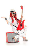 Musical equipment Stock Images