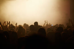 Musical event Royalty Free Stock Photo
