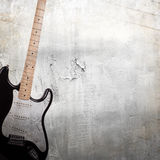Musical grunge background Royalty Free Stock Photos