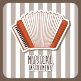 Musical instrument Stock Photography