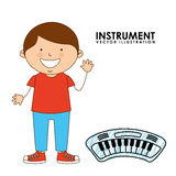 Musical instrument Royalty Free Stock Photo