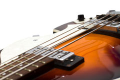 guitar bass Royalty Free Stock Photos