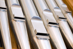 Musical instrument parts Royalty Free Stock Images