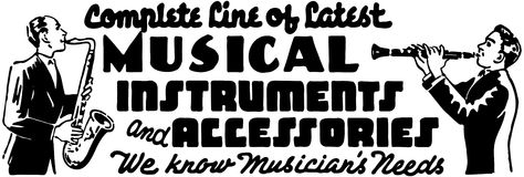 Musical Instruments 3 Stock Image