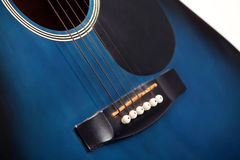 Musical instruments guitar Royalty Free Stock Photos