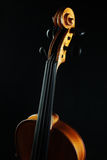 Musical instruments violin Stock Photo
