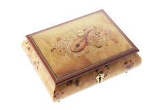 Musical Jewelry Box Stock Photo