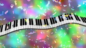 Musical Keyboard, Technology, Musical Instrument Accessory, Computer Wallpaper stock images
