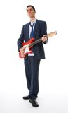 Musical man Royalty Free Stock Images