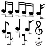Musical Note Royalty Free Stock Photography