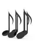 Musical Notes Royalty Free Stock Photos