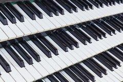 Musical organ Stock Photos