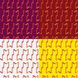 Musical pattern Royalty Free Stock Image