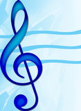 musical pokazujący nastrój Zdjęcie Royalty Free