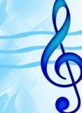 musical pokazujący nastrój Zdjęcia Royalty Free