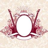 musical ramowy royalty ilustracja