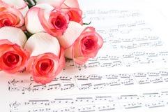 Musical sheet Royalty Free Stock Image