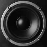 Musical speaker Royalty Free Stock Photos