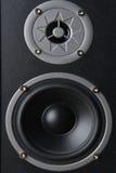 Musical speaker Stock Images