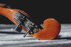 Musical string instrument Royalty Free Stock Image