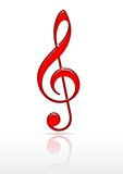 Musical Symbol Stock Image