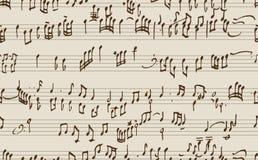 Musical symbols Stock Image