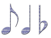 Musical Symbols Stock Images