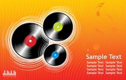 Musical theme Royalty Free Stock Photo