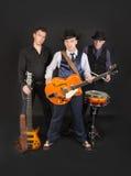 Musical trio Stock Photo