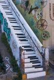 Musical Valparaiso Royalty Free Stock Photos