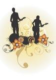 Musici vector illustratie