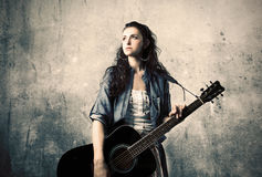 Musician Royalty Free Stock Images