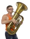 The musician Stock Photos