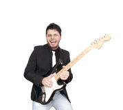 Musician Royalty Free Stock Photo