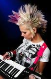 musician Στοκ φωτογραφίες με δικαίωμα ελεύθερης χρήσης