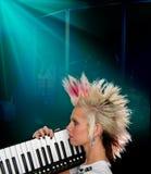 musician Στοκ Φωτογραφία