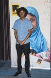 K`naan. Somali Canadian poet, rapper, musician and entertainer K`Naan arrives at the International Rescue Committee`s 2017 Freedom Award Dinner. The annual Royalty Free Stock Photos