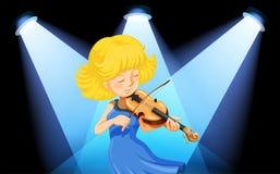 Musician vector illustration